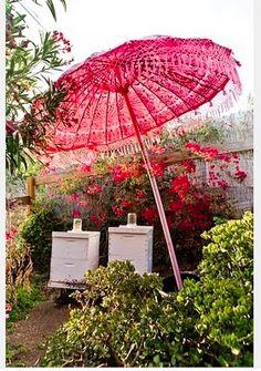 love ♡ alexa ☪ love this umbrella!