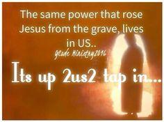 The same power!