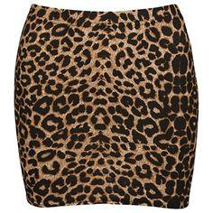 Womens Leopard Print Bodycon Mini Ladies Short Animal Stretch Skirt 8... ($2.33) ❤ liked on Polyvore featuring skirts, mini skirts, body con skirt, stretch mini skirt, body con mini skirt, stretchy mini skirts and bodycon skirt