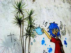 varal - estendendo suas ideias!: aRte da rUa