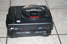 A Genesis SEGA CD development kit.