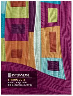 Once again very cool quilting from Tallgrass Prairie Studio