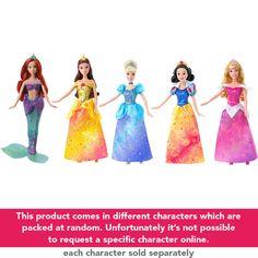 Disney Princess Glitter Princess- Assorted | Toys R Us Australia