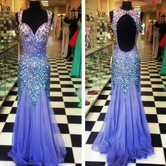 Evening dress. Great for prom!
