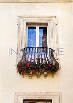 decorative iron balconies - Google Search