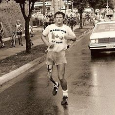 Today in 1981 we lost Terry Fox!  #motivation #inspiration #thought #quote #run #runitfast #instarunners #runhappy #furtherfasterforever #runner4life #running #fitness #training #runaholic #runningaddict #endurance #f3 #truth #instarunneros #madrunner #worlderunners #terryfox #terryfoxrun #canada #cancer #cancersucks