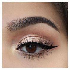 easy eyeliner for beginners . easy eyeliner for beginners step by step . easy eyeliner for beginners simple . easy eyeliner looks . Makeup Goals, Makeup Inspo, Makeup Inspiration, Makeup Ideas, Makeup Trends, Makeup Geek, Makeup Tutorials, Eyeshadow Tutorials, Makeup Hacks