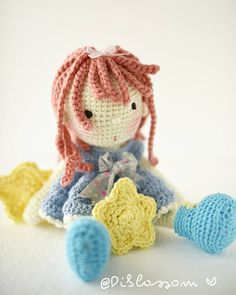 This is Twinkle! Make a little wish doll♥ Wishing you all a fab Monday♥