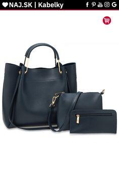 Kabelka do ruky modrá AG00610 Shopper Bag, David Jones, Bordeaux, Zara, Fashion, Moda, Fashion Styles, Bordeaux Wine, Fashion Illustrations