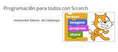 Sabías que UOC ofrece curso gratuito de Scratch, para aprender a programar de manera sencilla