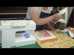 """T-Shirt Quilting--How to Make an Heirloom Quilt"" video tutorial (from Quilting Tutorials)"