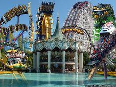 ~ Six Flags Great America ~