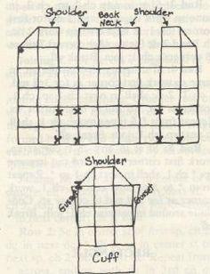 53 Ideas Crochet Granny Square Sweater Cardigans Coats For 2019 Granny Square Sweater, Granny Square Häkelanleitung, Granny Square Crochet Pattern, Crochet Diagram, Crochet Squares, Crochet Granny, Crochet Motif, Granny Squares, Crochet Daisy