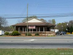 Retail Property for Sale in Downtown Stanley, NC Office space for sale in Downtown Stanley NC Kings Mountain, Nc Real Estate, Commercial Property For Sale, Retail, Cabin, Space, House Styles, Home Decor, Floor Space
