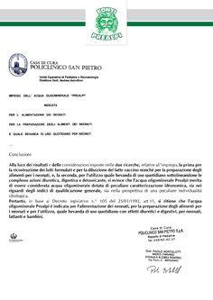 Relazione Casa di Cura Policlinico San Pietro (BG)