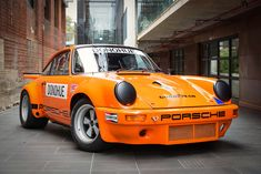 Porsche 911 RSR IROC | Mark Donohue | Dutton Garage