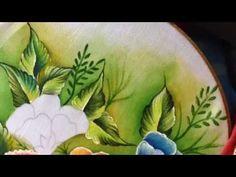 Pintura en tela pensamientos # 5 con cony
