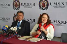 Obtienen egresados de la UMNSH, segundo lugar en nacional de Piscología