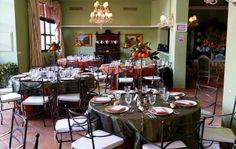 Mesas vestidas - Montealegre - finca bodas Madrid - http://www.buscabodas.com