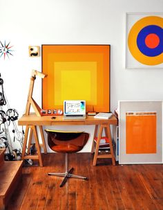 Contemporary Home Office photo by deedee9:14
