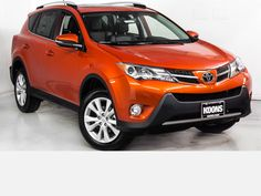 New 2015 Toyota RAV4 Limited For Sale in Westminster MD | Vin ...