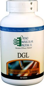 DGL | Concord Weight Loss Clinic and Allergy Center  Price:  $27.90  DGL – Deglycyrrhized licorice (DGL) root has traditionally been used to support G.I. function.  http://concordweightlossclinic.com/product/dgl/