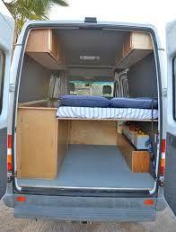 Bildergebnis für minivan camping conversion
