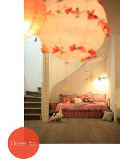 Studio Tout Petit: love the lantern