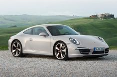 2013 Porsche 911 Carrera 4S - 50th Anniversary Edition