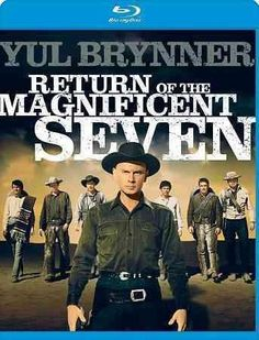 In this sequel to THE MAGNIFICENT SEVEN directed by Burt Kennedy (SUPPORT YOUR LOCAL SHERIFF), Yul Brynner again stars as the man in black. It is his duty this time to round up a new group of seven ve