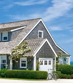What has been the most popular wall paint colour to sell houses this year? Checking in with highly successful Toronto Realtor Nantucket Beach, New England Style, Wall Paint Colors, Summer Days, Cabin, Island, Things To Sell, House Styles, Places