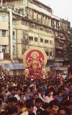 Ganesh Visarjan Girgaum Chowpatty