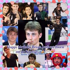 Happy birthday Brian Joubert (born on 20 Sep 1984)Brian!Have a great year!  I want to see much more wonderful skating from now on Wishing you a fulfilling season ahead! #HappyBirthday #BrianJoubert #olympian #figureskater #figureskating #figureskate