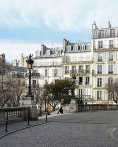 Une promenade à Paris. . .