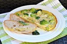 Rybí omeleta s brokolicí French Toast, Breakfast, Food, Morning Coffee, Essen, Meals, Yemek, Eten