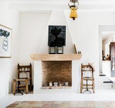 travel tuesday: summer house in Maiorca (via HOUSE TOUR :: MALENE BIRGER'S MAJORCA HOME - coco+kelley)