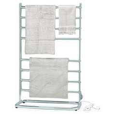See All Industries WHS Warmrails Towel Warmer