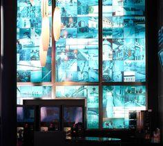 LEMAYMICHAUD   Quebec   Architecture   Interior Design   Entertainement   LUDOPLEX Architecture Design, Aquarium, Interior Design, Entertainment, Gaming, Living Room, Goldfish Bowl, Nest Design, Architecture Layout