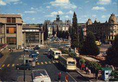 Voici un petit voyage dans le temps dans la ville de Vichy