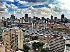 Johannesburg is home. It has been home my whole life and my love affair with this city means Icouldnot dream of livingelsewhere unless forced to. Thiss