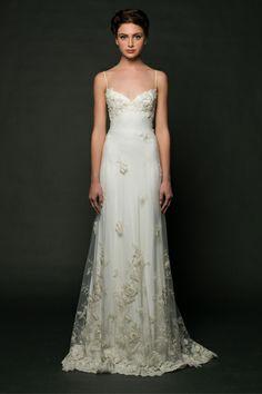 Sarah Janks Bridal Collection 2014, Daphne gown.