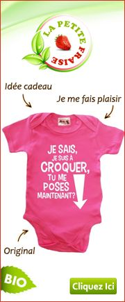 laPetiteFraise.fr - Body Bébé Originaux!