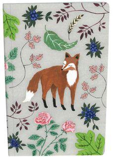 Roger la Borde | Fox and Hare Exercise Book by Rebecca Rebouché