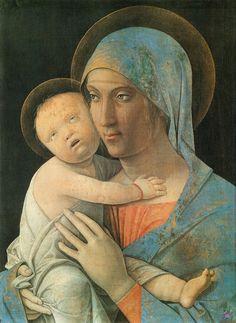 Mantegna virgin-and-child-1490