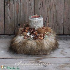 Melengető fahéj illat - karácsonyi asztaldísz (anniesdesign) - Meska.hu