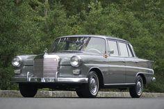 1964 Mercedes-Benz 190D 4-Speed