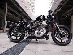 Rigid_EVO Bratstyle Japanese Influence Bike Photos - Page 20 - The Sportster and Buell Motorcycle Forum - The XLFORUM®