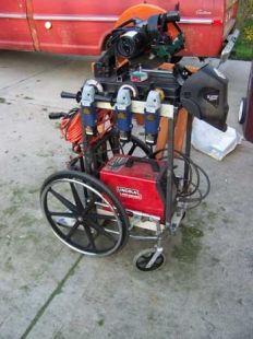 Welding Cart