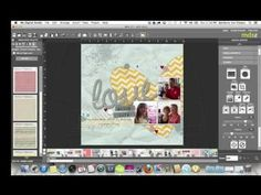 Here is a quick My Digital Studio tip on creating your own fun Chevron Brads.