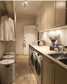kitchen decoration – Home Decorating Ideas Kitchen and room Designs Laundry Bathroom Combo, Small Laundry Rooms, Washroom, Laundry Area, Laundry Room Remodel, Laundry Room Organization, Room Closet, Laundry Room Design, Interior Exterior